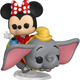 Pop! Disney Minnie on Flying Dumbo Ride