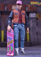 Marty McFly 2015 Ultimate figure posed