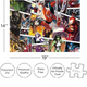 Marvel Panels 500 piece Puzzle