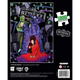 687 Beetlejuice Graveyard Wedding Puzzle Back
