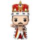 Freddie Mercury King pop vinyl
