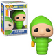 Hasbro Glo Worm Funko Pop Glow-in-the-Dark