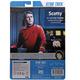 63050 Star Trek Scotty Back
