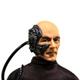 Locutus of Borg Action Figure Close Up
