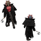 Front and back Jeepers Creepers action figure