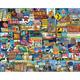 Roadside America Jigsaw Puzzle