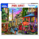 Paris Sunset Puzzle Box