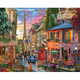 Paris Sunset Jigsaw Puzzle