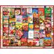 Betty Crocker Cookbooks Jigsaw Puzzle