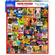 Movie Posters (1052pz) - 1000 Piece Jigsaw Puzzle