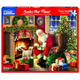 Santa's New Friend (1617pz) - 1000 Piece Jigsaw Puzzle