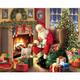 Santa's New Friend Jigsaw Puzzle