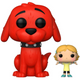 Clifford with Emily Funko Pop