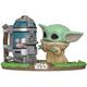The Mandalorian Child with Egg Canister Funko