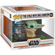 The Mandalorian Child with Egg Canister Bobblehead Box