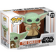 The Mandalorian The Child with Frog Funko box