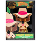 Smarty Weasel Toon Patrol Jumbo Enamel Pin by Funko