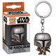 Pop! Keychain The Madalorian by Funko