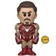 Vinyl Soda: Iron Man Chase Tony Stark