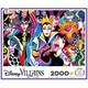 Villains 2000 piece puzzle box