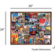 What's on TV? Puzzle Dimensions