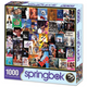 Going to the Movies 1980s Film Collage Puzzle by Springbok