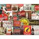 Coca-Cola Tin Signs Puzzle by Springbok