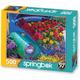 Garden Bug 500 pc Puzzle by Springbok
