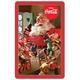 Red Coca-Cola Santa Jumbo Playing Cards