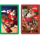 Coca-Cola Santa's Workshop Double Deck of Jumbo Playing Cards