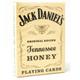 Jack Daniels Playing Card Deck - Honey
