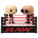 The Rock vs Stone Cold WWE Funko Moment