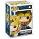 Luna Lovegood with Lion Head Funko Pop Box