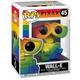 Rainbow Wall-E Pride Funko Box