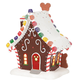 Back - Mickey's Gingerbread House