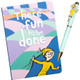 Oh the Places You'll Go Notebook & Charm Set