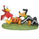Donald and Pluto Tussle
