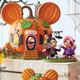 Mickey's Halloween Village