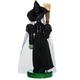 Wizard of Oz Wicked Witch Nutcracker - Back View