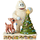 Front - Rudolph with Bumble Figure