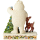 Back - Rudolph with Bumble Figure