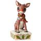 Rudolph w/ Light Up Nose Figure