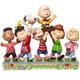 Peanuts Gang A Grand Celebration Figurine