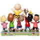 Back - Peanuts Gang Celebration Figurine