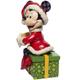 Right - Santa Minnie Hot Chocolate Figure