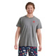 Men's True North Strong and Free Tee