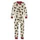 Bear Bum Pajamas - Front