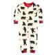 Black Bear Pajamas Front