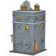 Back - Weasley's Wizard Wheezes Building