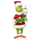 Naughty or Nice? Grinch with Cindy Lou Figure